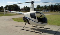 Helicopter-Robinson-R22