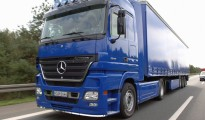 Tir-Mercedes