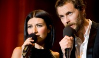 The Tribute to Pavarotti - Laura Pausini and Lorenzo Jovanotti C