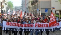 Manifestazione-piazza-Affari