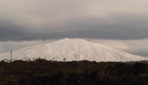 Etna-innevata