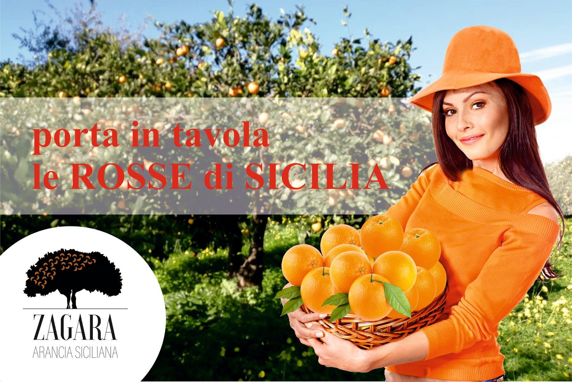 Porta in tavola le rosse di Sicilia... Prenota online