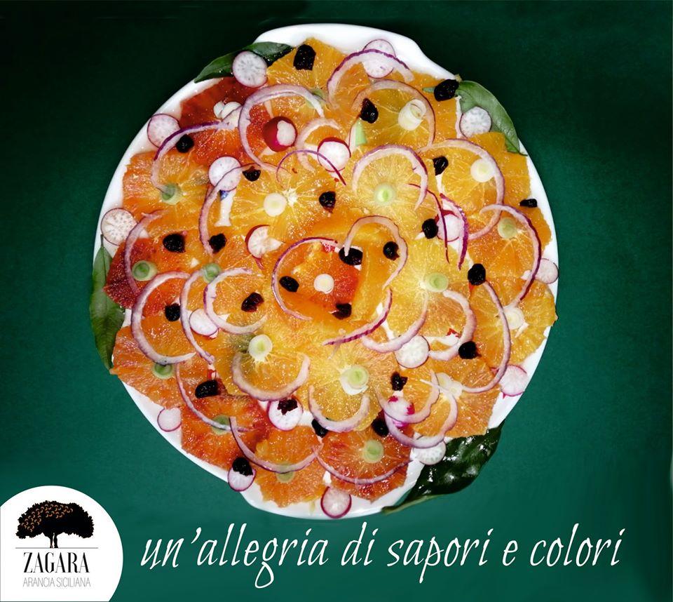 Porta in tavola le arance di Sicilia... Prenota online